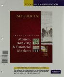 Book Cover Economics of Money, Banking, and Financial Markets, The, Student Value Edition with MyEconLab and Pearson eText (Access Card) (9th Edition)