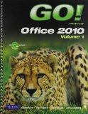 Book Cover GO! with Microsoft Office 2010 Volume 1, GO! with Internet Explorer 8 Getting Started, and GO! with Concepts Getting Started Package