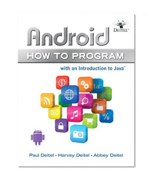 Book Cover Android How to Program (How to Program Series)