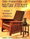 Book Cover The Furniture of Gustav Stickley: History, Techniques, Projects