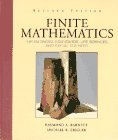 Book Cover Finite Mathematics for Business, Economics, Life Sciences, and Social Sciences