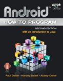 Book Cover Android How to Program (2nd Edition)