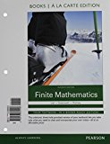 Book Cover Finite Mathematics, Books a la Carte Plus MyMathLab Access Card Package (11th Edition)