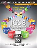 Book Cover iOS 8 for Programmers: An App-Driven Approach with Swift (3rd Edition) (Deitel Developer Series)