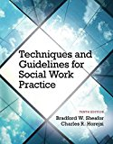 Book Cover Techniques and Guidelines for Social Work Practice with Pearson eText -- Access Card Package (10th Edition)