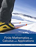 Book Cover Finite Mathematics and Calculus with Applications Plus MyMathLab with Pearson eText -- Access Card Package (10th Edition) (Lial, Greenwell & Ritchey, The Applied Calculus & Finite Math Series)
