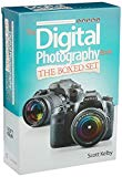 Book Cover Scott Kelby's Digital Photography Boxed Set, Parts 1, 2, 3, 4, and 5