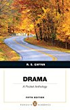 Book Cover Drama: A Pocket Anthology Plus NEW MyLiteratureLab -- Access Card Package (5th Edition)