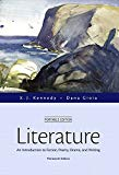 Book Cover Literature: An Introduction to Fiction, Poetry, Drama, and Writing, Portable Edition Plus MyLiteratureLab -- Access Card Package (13th Edition)