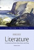 Book Cover Literature: An Introduction to Fiction, Poetry, Drama, and Writing, Portable Edition plus REVEL -- Access Card Package (13th Edition)