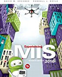 Book Cover Experiencing MIS (7th Edition)