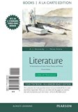 Book Cover Literature: An Introduction to Fiction, Poetry, Drama, and Writing, Books a la Carte Edition (13th Edition)
