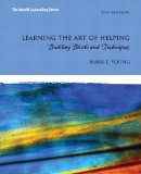 Book Cover Learning the Art of Helping: Building Blocks and Techniques with MyCounselingLab without Pearson eText -- Access Card Package (5th Edition)