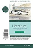 Book Cover Literature: An Introduction to Fiction, Poetry, Drama, and Writing, Books a la Carte Plus REVEL -- Access Card Package (13th Edition)