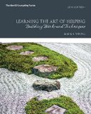 Book Cover Learning the Art of Helping: Building Blocks and Techniques with MyCounselingLab with Pearson eText -- Access Card Package (6th Edition) (Merrill Counseling)