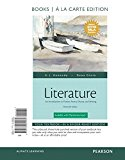 Book Cover Literature: An Introduction to Fiction, Poetry, Drama, and Writing, Books a la Carte Edition, MLA Update Edition (13th Edition)