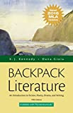 Book Cover Backpack Literature: An Introduction to Fiction, Poetry, Drama, and Writing, MLA Update Edition (5th Edition)