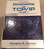 Book Cover Internetworking With Tcp/Ip: Principles, Protocols, and Architecture (Internetworking with TCP/IP Vol. 1)