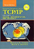Book Cover Internetworking with TCP/IP: Internals and Implementation v. 2 (Internetworking with TCP/IP Vol. 2)