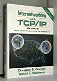 Book Cover Internetworking With Tcp Ip Edition Volume 3