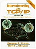 Book Cover Internetworking With Tcp/Ip: Client-Server Programming and Applications : At & T Tli Version (TCP/IP Vol. III)