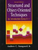 Book Cover Structured and Object-Oriented Techniques: An Introduction Using C++