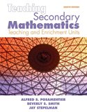 Book Cover Teaching Secondary Mathematics: Techniques and Enrichment Units (8th Edition)
