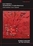 Book Cover Electronics Technology Fundamentals: Conventional Flow Version (3rd Edition)