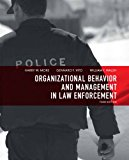 Book Cover Organizational Behavior and Management in Law Enforcement (3rd Edition)