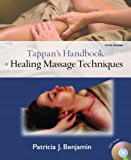 Book Cover Tappan's Handbook of Healing Massage Techniques (5th Edition)
