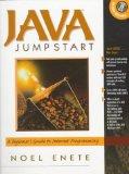 Book Cover JAVA JUMP START: A Beginner's Guide to Internet Programming