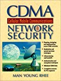 Book Cover CDMA Cellular Mobile Communications and Network Security