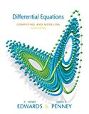 Book Cover Differential Equations Computing and Modeling (4th Edition)