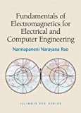 Book Cover Fundamentals of Electromagnetics for Electrical and Computer Engineering (Illinois Ece)