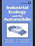 Book Cover Industrial Ecology and the Automobile