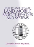 Book Cover Public & Private Land Mobile Radio Telephones And Systems