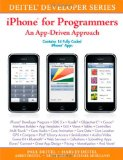 Book Cover iPhone for Programmers: An App-Driven Approach (Deitel Developer Series)
