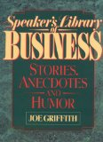 Book Cover Speaker's Library of Business Stories, Anecdotes, and Humor