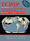 Book Cover Internetworking with TCP/IP Vol. III Client-Server Programming and Applications-Windows Sockets Version