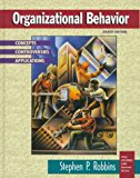 Book Cover Organizational Behavior: Concepts, Controversies, Applications (8th Edition)
