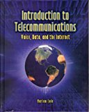 Book Cover Introduction to Telecommunications: Voice, Data, and the Internet
