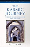 Book Cover The Karmic Journey: The Birthchart, Karma, and Reincarnation (Contemporary Astrology)