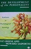 Book Cover The Development of the Personality: Seminars in Psychological Astrology v. 1 (Arkana)