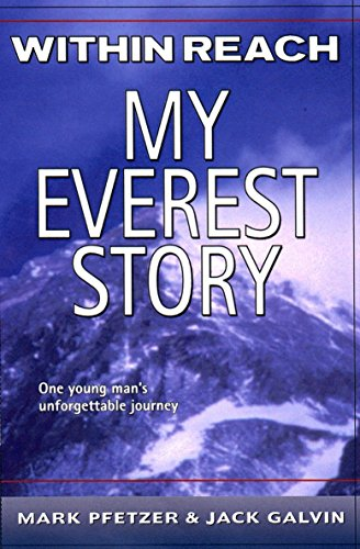 Book Cover Within Reach: My Everest Story (Nonfiction)