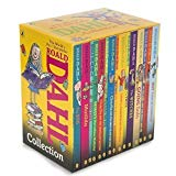 Book Cover Roald Dahl Collection - 15 Paperback Book Boxed Set