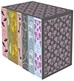 Book Cover Jane Austen: The Complete Works: Classics hardcover boxed set (A Penguin Classics Hardcover)