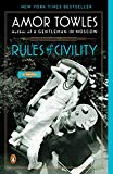 Book Cover Rules of Civility: A Novel
