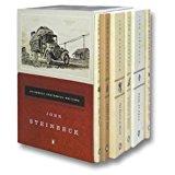 Book Cover Steinbeck Centennial boxed set