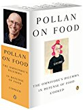 Book Cover Pollan on Food Boxed Set: The Omnivore's Dilemma; In Defense of Food; Cooked