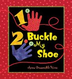 Book Cover 1, 2, Buckle My Shoe